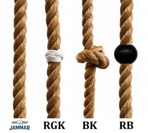 Climbing Ropes | Knot Options