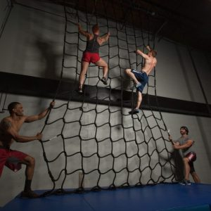 Indoor Cargo Climbing Net | PG Series