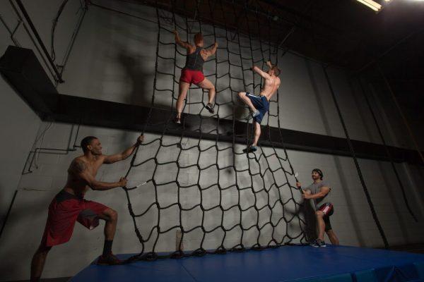 Indoor Cargo Climbing Net   PG Series