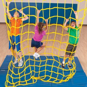 Indoor Cargo Climbing Net | CN Series