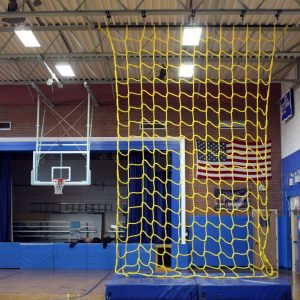 Indoor Cargo Climbing Net | HD Series