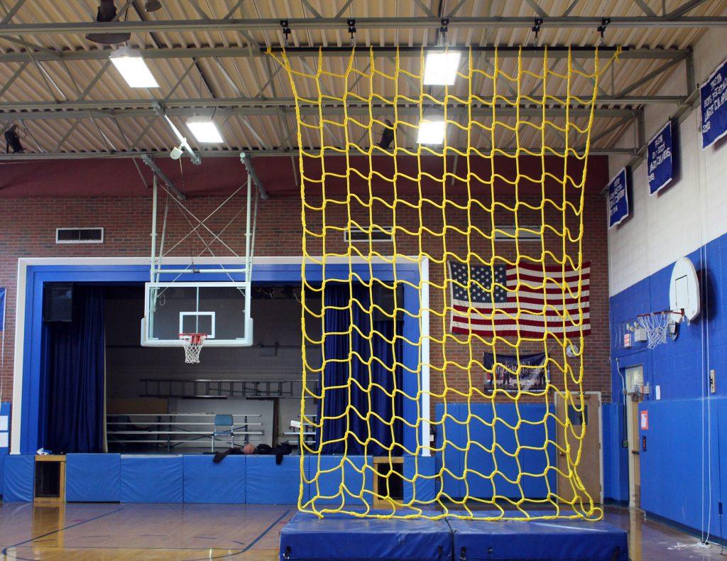 Indoor Cargo Climbing Net | HD Series