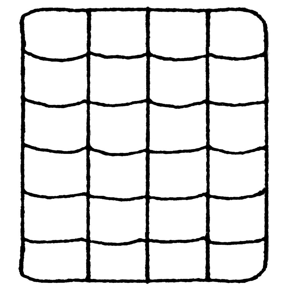 Rope Border 4 Sides